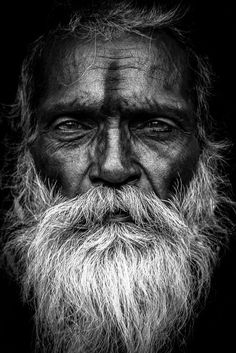 Aghori  Photo by jayanta roy -- National Geographic Your Shot