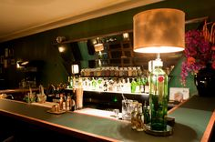 Berlin's finest collection of gins and tonics!