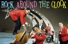 Bill Haley & His Comets Rock Around the Clock Country Blue, Country Music, Top 20 Hits, Bill Haley, Rock Around The Clock, Teenage Rebellion, First International, Teddy Boys, Country