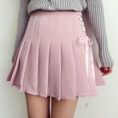 Sweet pleated skirts SE9714