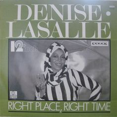 Denise Lasalle And Latimore - Right Place, Right Time