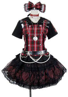 lolita Harajuku lolita fashion putumayo punk lolita ...