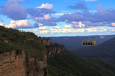 Australia, Australia, Skyway, Three Sisters #australia, #australia, #skyway, #threesisters