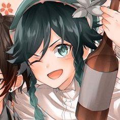 #genshinimpact #anime #game #aesthetic #art #fanart #cute #icon #traveler #amber #barbara #beidou #fischl #jean #keqing #klee #paimon #lisa #mona #noelle #qiqi #sucrose #xiangling #diluc #kaeya #xinyan #diona #zhongli #childe #chongyun #razor #xiao #ayaka #scaramouche #albedo #ganyu #matching Matching Pfp, Matching Icons, Anime Friendship, Black Clover Anime, Matching Profile Pictures, Albedo, Kawaii Anime, Art Reference, Avatar