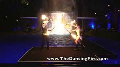 Fire Dancers - Fire Acts - Fire Show - The Dancing Fire Company #fireacts #fireshow #firedancers