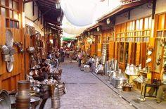 Gaziantep Bakırcılar Çarşısı