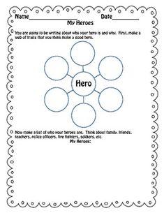 memorial day booklet for kindergarten