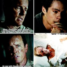 This scene made me cry Teen Wolf Mtv, Teen Wolf Dylan, Dylan O'brien, Stydia, Sterek, Movies Showing, Movies And Tv Shows, Teen Wolf Scenes, Teen Wolf Quotes