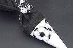 Einfache Fußball-Schultüte