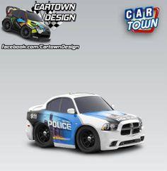 Dodge Charger Rt 2017 Detroit Police Erwin Azali Car Town