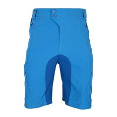 2a42977495 Urban Cycling Apparel Flex MTB Trail Shorts - Flex Soft Shell Mountain Bike  Shorts with Zip