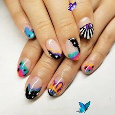 30 deliziosi disegni per unghie per l'estate 2019 pagina- 46   stili di vita   - Nail Design & color 2019 - #color #deliziosi #design #disegni #l39estate #nail #Pagina #stili #Unghie #vita<br>