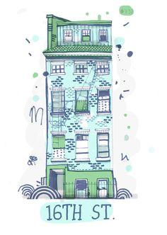 todos los edificios de nueva york