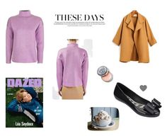 """""""Autumn Feels"""" by zaxyshoes-co-uk ❤ liked on Polyvore featuring Topshop and Bobbi Brown Cosmetics"""