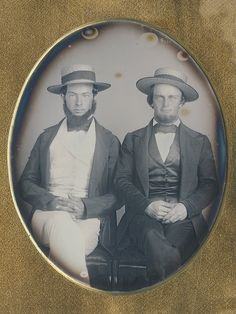 Fine Daguerreotypes and Photography Vintage Gentleman, Vintage Men, Vintage Fashion, Dandy, Old Pictures, Old Photos, Vintage Photographs, Vintage Photos, Historical Photos