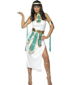 Let's Party With Balloons - Smiffy's Egyptian Jewel of the Nile Dress Outfit, $72.50 (http://www.letspartywithballoons.com.au/smiffys-egyptian-jewel-of-the-nile-dress-outfit/)