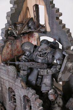 WW2 gunpla needs to be more of a thing. GUNDAM GUY: MG 1/100 Geara Doga - Diorama Build