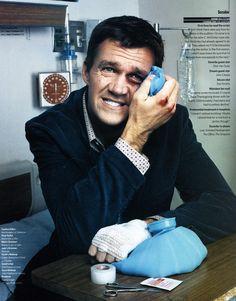 Neil Flynn: my favorite hospital janitor with spunk