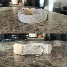 Hey, I found this really awesome Etsy listing at https://www.etsy.com/ca/listing/260942710/harry-potter-dog-collar