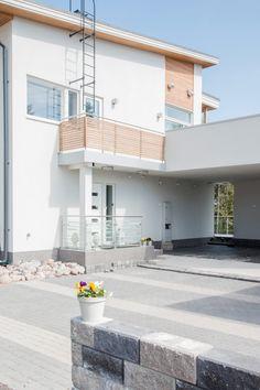 Lakka Kivitalo on yksilöllinen ja energiatehokas, juuri sinun toiveidesi mukainen koti.