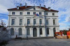 Mairie hôtel-de-ville de Champagnole.(Jura)