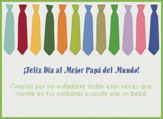 Father's Day Electronic Cards - LaBelleCarte For more info visit: www.LaBelleCarte.com Tarjeta virtual para el día del padre - LaBelleCarte Para mas información visita: www.LaBelleCarte.com