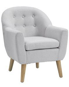 New Sessel SIMPLE x in grau von Kids Concept Kurze Lieferzeit Jetzt im