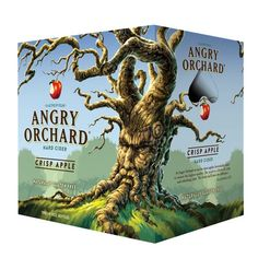 Angry Orchard Cider in bottles - This crisp and refreshing cider mixes the sweetness of the apples with a subtle dryness for a balanced cider taste. The fresh apple aroma and slightly sweet, ripe apple flavor make this cider hard to resist.