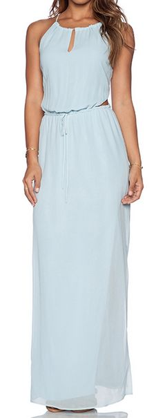 lovely blue maxi  http://rstyle.me/n/wmniepdpe