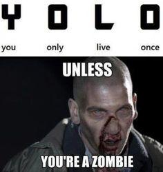 walking dead shane is a zombie