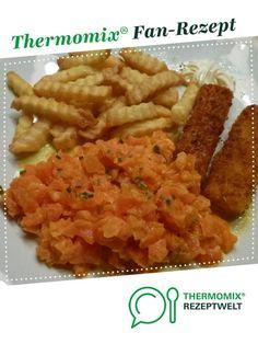 Möhrengemüse für Eilige, Rahmkarotten, Möhren Rahmgemüse von Mia.Stella. Ein Thermomix ® Rezept aus der Kategorie Beilagen auf www.rezeptwelt.de, der Thermomix ® Community.