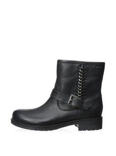 Geox Women's New Virna Mid Moto Ankle Boot at MYHABIT