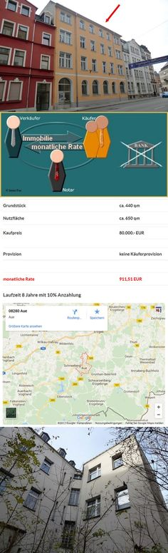 Best Verwaltungsgeb ude in Aue im Erzgebirge zu verkaufen ue http mietkauf