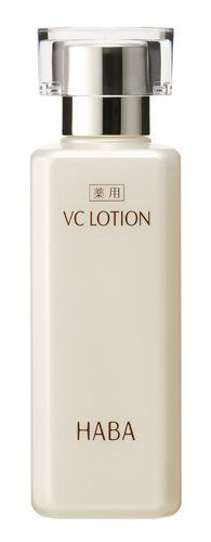 "HABA VC-Lotion II Skin Toner with Vitamin C Derivative - 180ml by HABA LABS USA INC.. $69.95. Improves skin's elasticity and keeps skin moisturized.. All the rage in Japan, this ""healthy"" skin care product line is paraben-, fragrance-, mineral oil-, and petrochemical surfactant-free... !. Contains no parabens, flavors, mineral oils, synthesized tar colorings or petrochemical surfactants that can irritate the skin. Alcohol-Free!. Include HABA VC--Lotion II Toner in a dai..."
