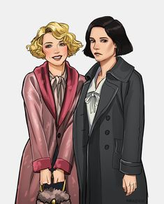 Queenie and Tina