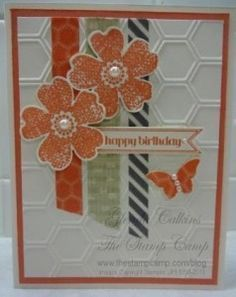 stampin up washi tape card ideas | Stampin' Up! Washi Tape and Flower Shop Bundle | best from pinterest