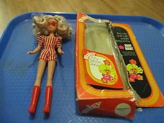 Mary Quant Daisy Doll - Peppermint Rock