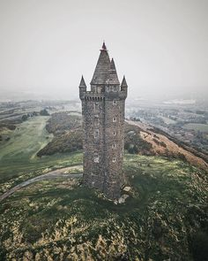 What do you think the cost would be to duplicate this in the states? -Scrabo Tower in Ireland – Castle Magnet Beautiful Places To Visit, Cool Places To Visit, Places To Travel, Beautiful Places In The World, Ireland Vacation, Ireland Travel, Galway Ireland, Cork Ireland, Castles In Ireland