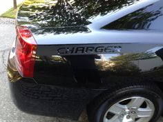 Charger decal