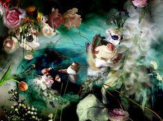 Isabelle Menin   Gorgeous Faux Nature inspiration