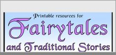Fairytales & Traditional Stories Teaching Resources & Printables - SparkleBox