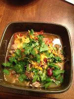 Committed to Get Fit: Southwest Turkey Soup