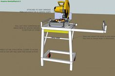 Chop Saw Mobile Workstation - Page 4