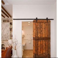 Wood sliding door I am making this!!