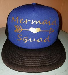 5259d1e3 This item is unavailable. Mermaid Hat, Mermaid Outfit, 10 Years Girl, Trucker  Hats ...