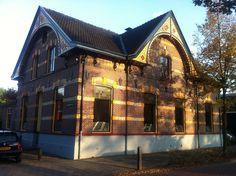 Dubbel woonhuis gebouwd in een eclectische bouwstijl, Borne ©W. Hoogendoorn