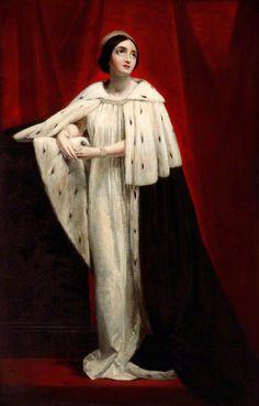 Charles Robert Leslie - Hermione (1857)