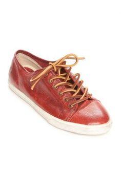 Frye  Mindy Low Lace Up Sneaker