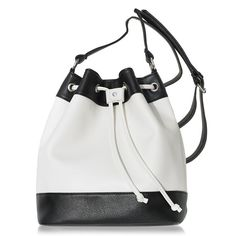 Get on trend with a bucket bag! A graphic black-and-white bucket bag your new go-to spring and summer bag! Our top selling hobo style in fresh black  white print. Introducing Signature Collection: Effortless style that's totally wearable. Pieces that flatter your shape and fit in comfortably with your lifestyle. That's the heart of Avon's Signature Collection. Designed by Avon. Inspired by you. Meet your new favorite label.