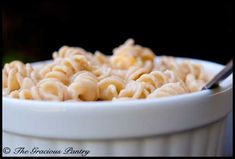 Clean Eating Macaroni And Cheese! Finally a recipe that looks like it may just taste good! :)